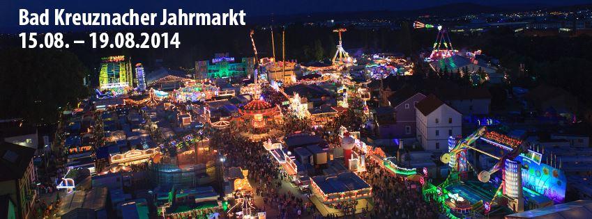 Bad Kreuznacher Jahrmarkt 2014