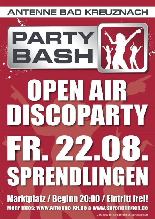 PartyBash Sprendlingen