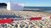 Schrecklicher Fund am Selliner Strand