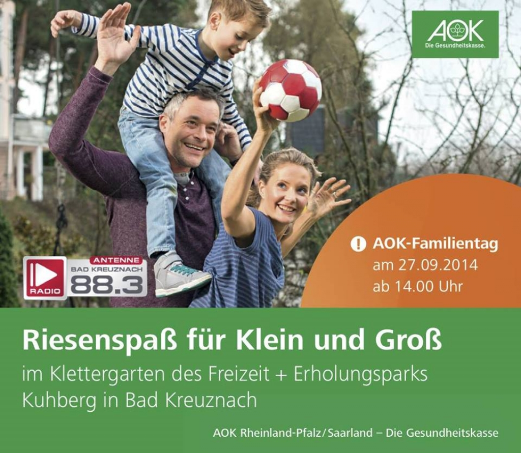 AOK Familientag