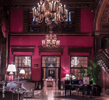 Wo feierten der Kaiser, Romy Schneider & Karl Lagerfeld?