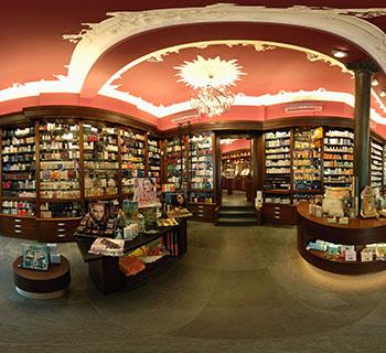 125 Jahre Meister Parfumerie Hamburg seit 1888<BR>- Im Dienst der Schönheit!