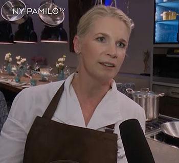 Cornelia Poletto:<BR>Exklusives Dinner mit Serge Lutens