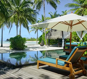 Reethi Rah - the One&Only auf den Malediven