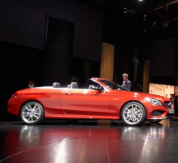 Sportlich & Schick Merceds-Benz C-Klasse Cabrio