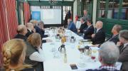 Wirtschaftsrat empfängt Minister Pegel