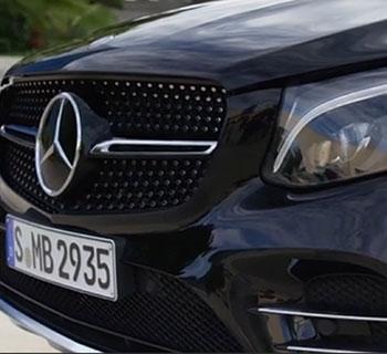 SUVeräner Auftritt  Mercedes-AMG GLC 43 4Matic