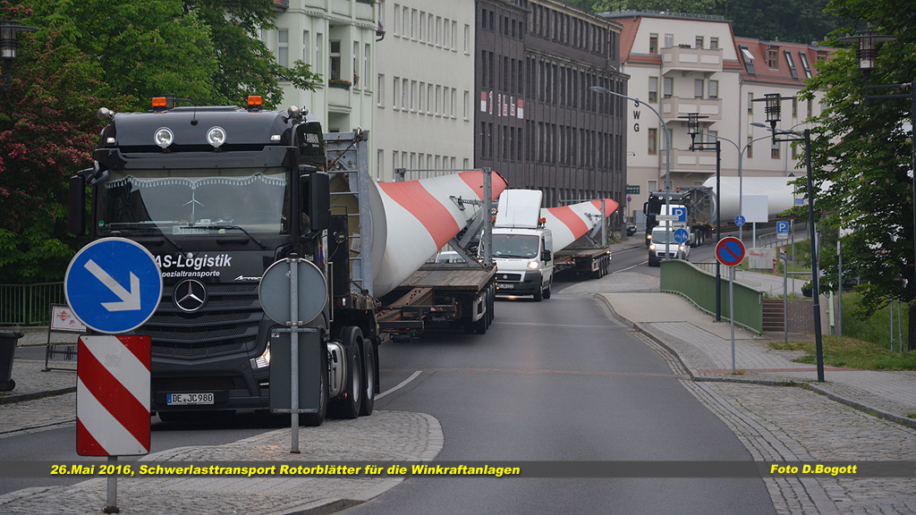 Schwerlasttransport 02