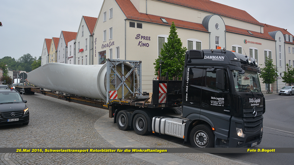 Schwerlasttransport 03