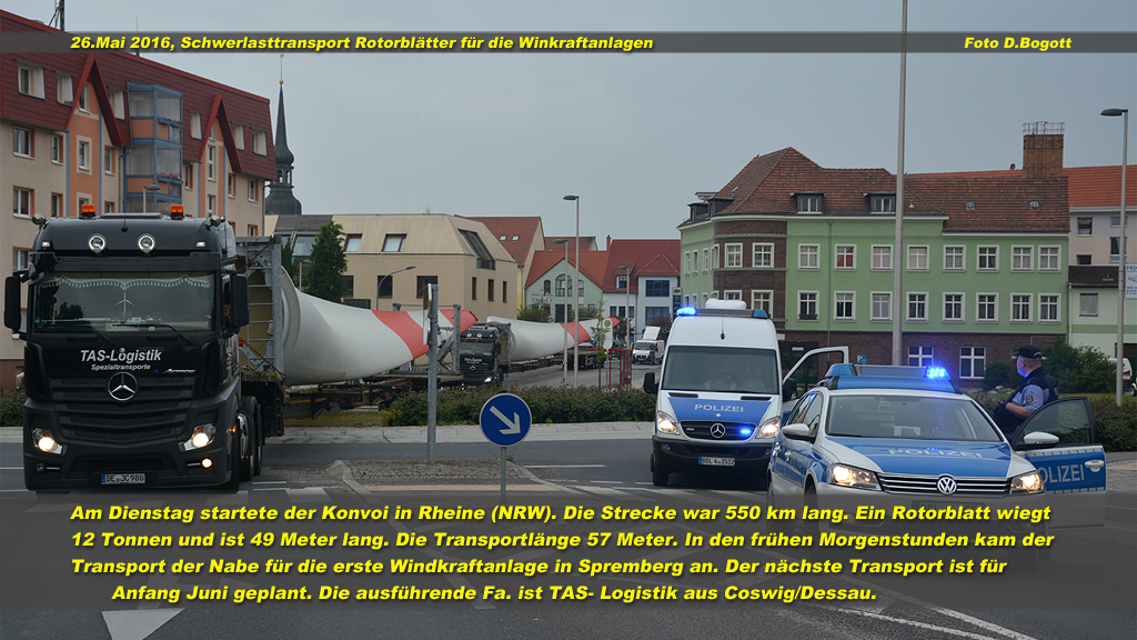 Schwerlasttransport 01