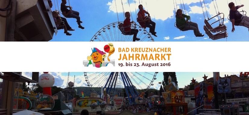 BAD KREUZNACHER JAHRMAKRT 2016