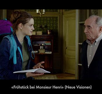 Frühstück bei Monsieur Henri – Kinostarts der Woche