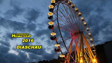 Diaschau Heimatfest 2016