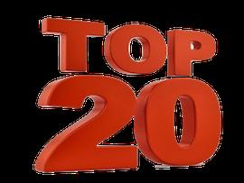 Sa u. So 17-19 Uhr Top20 Radio Show-Image