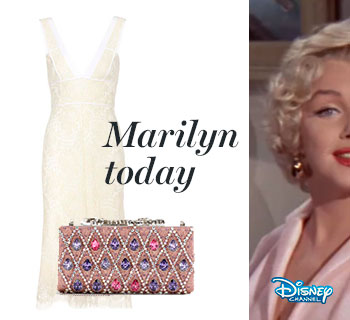 Marilyn Monroe Today - the Look