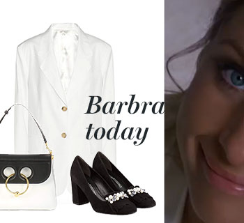 Barbra Streisand Today - the Look!