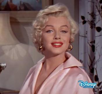 Das verfixte 7. Jahr mit Marilyn Monroe im Disney Chanel