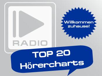 SA & SO 16-18 Uhr: Top 20 Hörercharts-Image