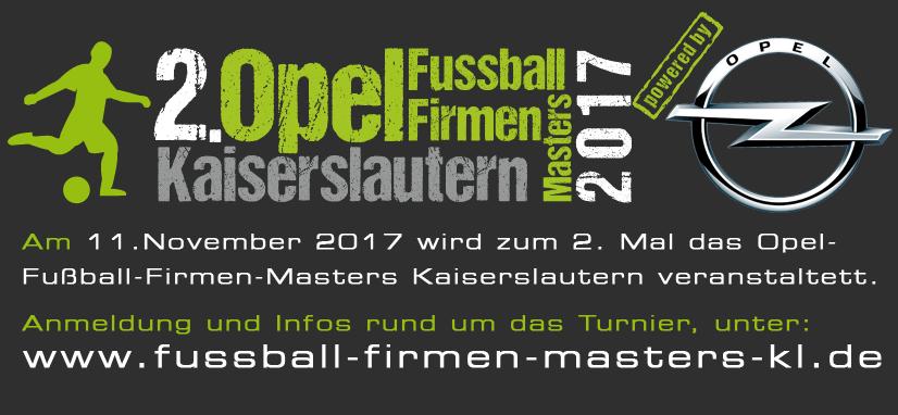 2. Opel Fussball Firmen Masters Kaiserslautern-Image
