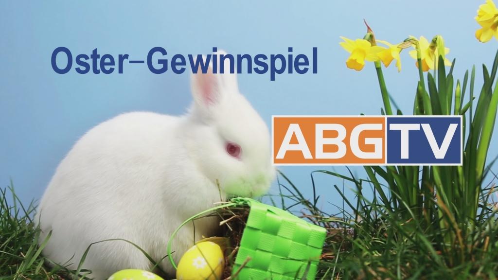 Unser Erster Hinweis Zum Oster Gewinnspiel Abg Tv