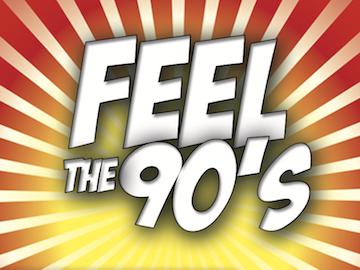 Fr 18-20 Uhr: Feel the 90s!-Image