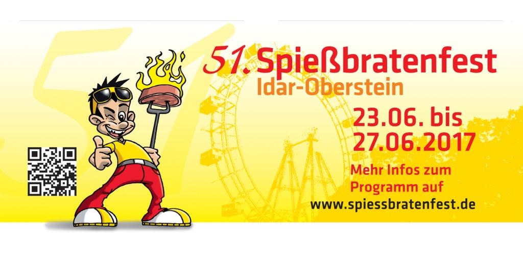 51. Spiessbratenfest Idar-Oberstein