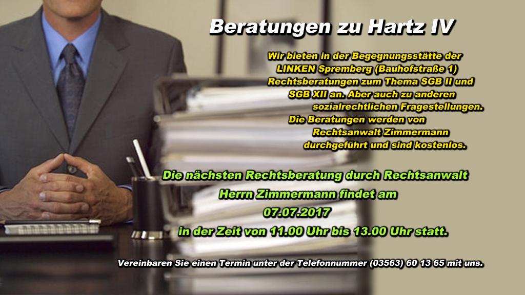 Hartz IV - Juni