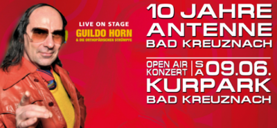 10 Jahre Antenne Bad Kreuznach Open Air