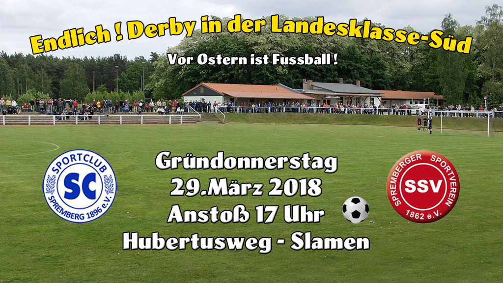 Fussball Derby