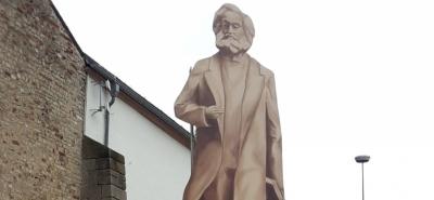Karl Marx Statue - So wird sie in etwa aussehen-Image