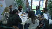 Interkulturelle Woche im BIZ: Menschen mit Migrationshintergrund konnten sich in der Agentur für Arbeit informieren