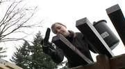 Freiwilligeneinsatz: Im Kinderheim am Friedensberg wurde fleißig gemalert