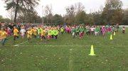 Herbstcross: Beim Lauf im Ernst-Abbe-Sportfeld gingen Kinder und Jugendliche an den Start