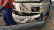 Unfall am Montag: Der Schaden an der Straßenbahn beläuft sich auf mindestens 500 000 Euro