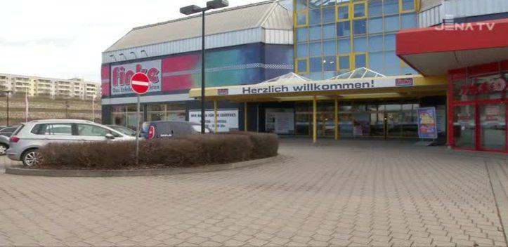 Premiere Fur Mobelhaus Das Einkaufszentrum In Lobeda Organisiert