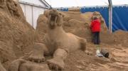 7. Sandskulpturenfestival