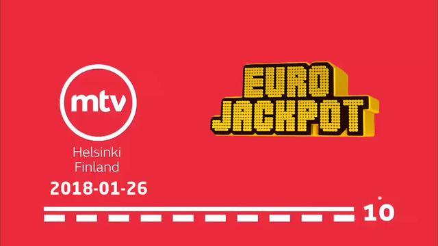 Eurojackpot 26.04 19