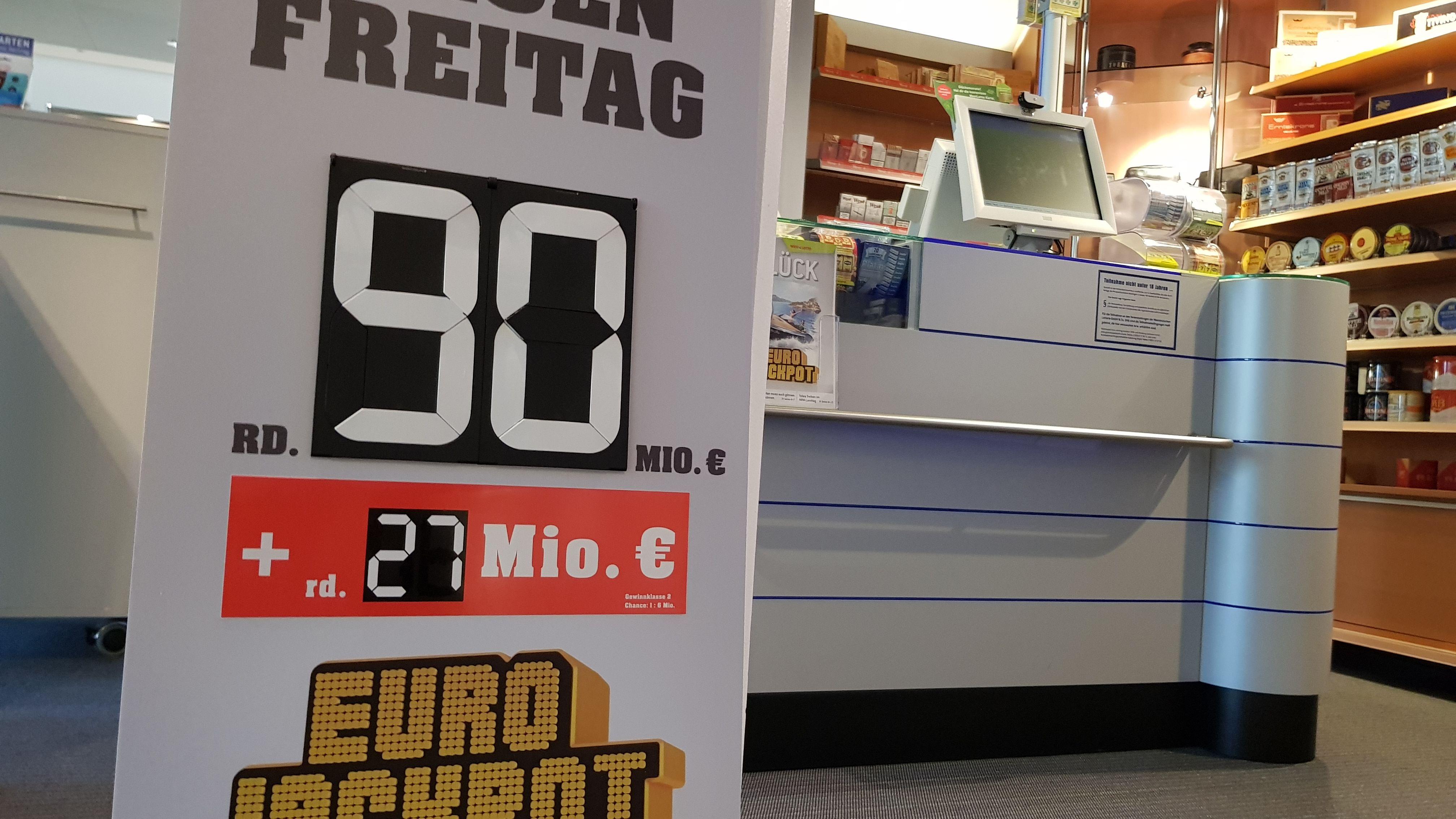 eurojackpot finnland