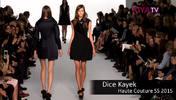 Dice Kayek Haute Couture Frühjahr Sommer 2015