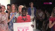 """""""Bon Voyage"""" mit Guido Maria Kretschmer auf der Mercedes Benz Fashion Week"""