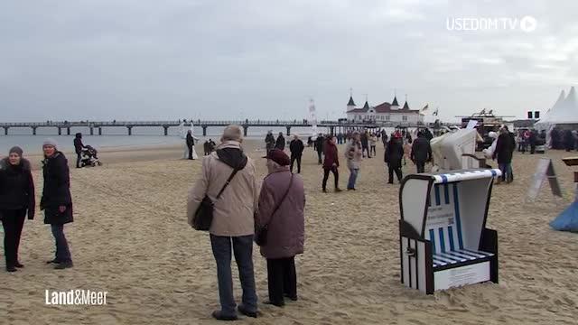Strandkorbsprint-WM erstmals in Ahlbeck