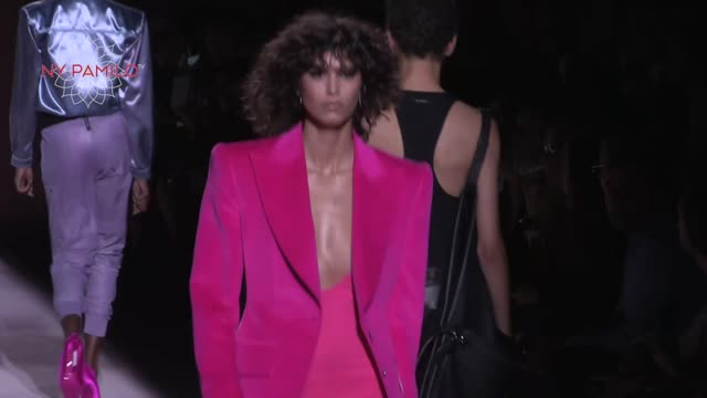 FASHION WEEK NYC – OPENING -TOM FORD S/S18