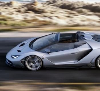 Lamborghini Centenario Roadster in Pebble Beach