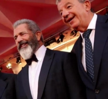 Law, Gibson, Vaughn: Startrubel beim Filmfest Venedig