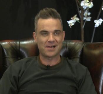 Robbie Williams gibt private Einblicke