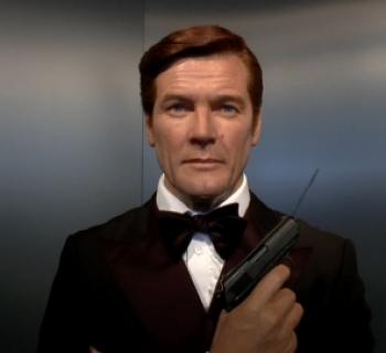 Roger Moore: Sean Connery war der große Bond