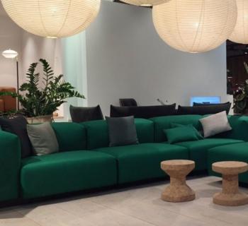 News und Trends auf der weltgrößeten Möbelmesse