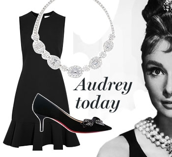 Audrey Today - the Look!