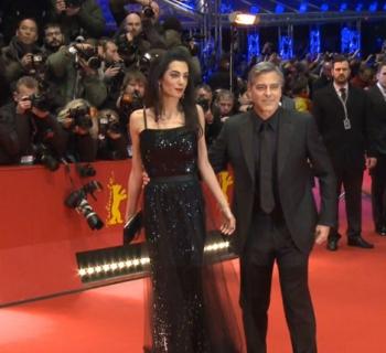 Denzel Washington gibt den Clooneys Eltern-Tipps