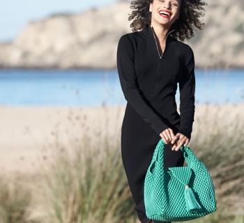 Handgefertigte Taschen von Tissa Fontaneda Madrid
